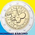2019 FRANCIA - 2 EUROS - ASTERIX - COINCARD-