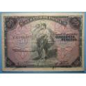 1906. 50 pesetas. www.casadelamoneda.com