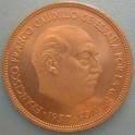 25 pesetas. 1957 * 74. www.casadelamoneda.com