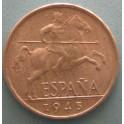 5 centimos 1945