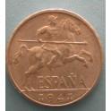 10 centimos 1941