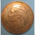 5 Pesetas 1879. www.casadelamoneda.com