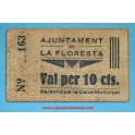 LA FLORESTA - 10 CTS - www.casadelamoneda.com
