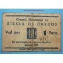 RIBERA DE CARDOS- 1 PTS -wwww.casadelamoneda.com