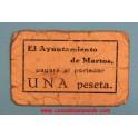MARTOS - JAEN- 1 pts-www.casadelamoneda.com