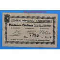 VALDERROBRES- TERUEL-25 Cts-www.casadelamoneda.com