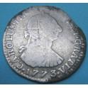 NUEVO REINO 1773. www.casadelamoneda.com