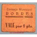ROBRES - HUESCA-1 Pts-www.casadelamoneda.com