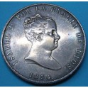 ISABEL II 20 reales 1834 Madrid. www.casadelamoneda.com