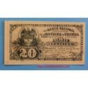 1900 COLOMBIA-20 CENTAVOS-www.casadelamoneda.com