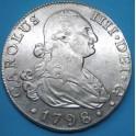 1798. SEVILLA 8 REALES. www.casadelamoneda.com