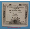 1792 FRANCIA- 15 SOLS-www.casadelamoneda.com