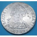 Carlos IV 1789 Lima . www.casadelamoneda.com