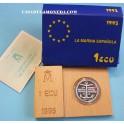 1995  ECUS - ESPAÑA - MARINA ESPAÑOLA - PLATA