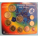2009 - COLECCION - EUROS -BLISTER-casadelamoneda.com