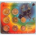 2004 -EUROS - ESPAÑA - BLISTER OFICIAL-casadelamoneda.com