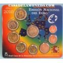 2010 -EUROS - ESPAÑA - BLISTER OFICIAL-casasdelamoneda.com
