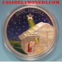 2011 - ANDORRA - 5 DINERS- NADAL- casadelamoneda.com