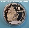 2003 10 EUROS -SEBASTIAN EL CANO-casadelamoneda.com