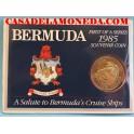 1985 BERMUDAS  ISLAS - DOLLAR-casadelamoneda.com