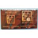 2009- BENELUX - EUROS- BLISTER- EUROSET-CASADELAMONEDA