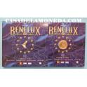 2007 - BENELUX - EUROS- BLISTER- EUROSET-casadelamoneda