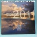 2011-- ESTONIA - EUROS- BLISTER-CASADELAMONEDA