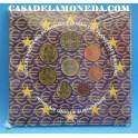 2002 - FRANCIA -  EUROS - BLISTER- CASADELAMONEDA
