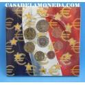 2004 - FRANCIA -  EUROS - BLISTER-CASADELAMONEDA