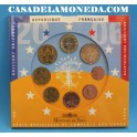 2006 - FRANCIA -  EUROS - BLISTER-CASADELAMONEDA