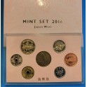 2016 -JAPON-  SET MINT -