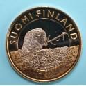 2015 - FINLANDIA  - 5 EUROS - CASTOR