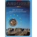 2014 - ANDORRA - 2 EURO- BLISTER OFICIAL