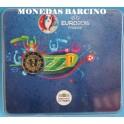 2016 -2 EUROS - FRANCIA - FIFA COPA-CASADELAMONEDA