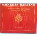 2008 - VATICANO -  EUROS - BLISTER- MONEDAS BARCINO