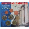 2004 - GRECIA  -  EUROS- EUROCOIN