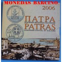 2006 - GRECIA  -  EUROS- PATRAS EUROPEAN