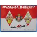 2011 - MONACO - EUROS -COLECCION DE EUROS