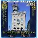 2004 - SAN MARINO - EUROS - BLISTER COLECCION