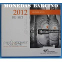 2012- HOLANDA - EUROS -NATIONALE COLLECTIE
