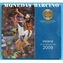 2009 - IRLANDA -  EUROS - BLISTER - COLECCION