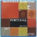 2007 - PORTUGAL - EUROS - BLISTER