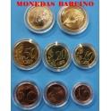 2009 - PORTUGAL - EUROS - COLECCION - monedas barcino