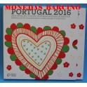 2016 - PORTUGAL - EUROS - BLISTER