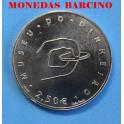 2016 - PORTUGAL - 2,5 EUROS - MUSEO DEL DINERO