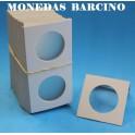 CARTONES PARA MONEDAS - 32mm
