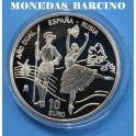 2011 - ESPAÑA - 10 EUROS - AÑO DUAL