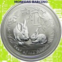 2011 - RABBIT - 1 DOLLAR  - AUSTRALIA - ONZA